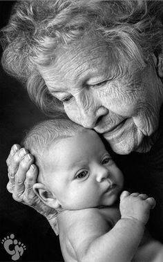 Письмо бабушки своей новорожденной внучке – просто и мудро обо всём на свете. - Разговоры обо всем. Отношения, жизнь.