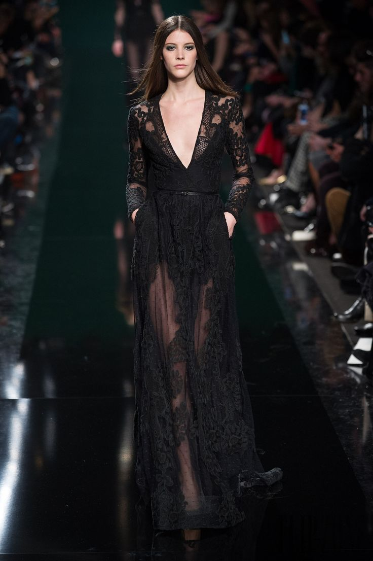 Elie Saab Autunno-Inverno 2014-2015 - Pret a porter - http://it.flip-zone.com/fashion/ready-to-wear/fashion-houses-42/elie-saab-4631 - ©PixelFormula
