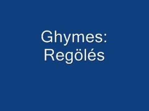 Ghymes: Regölés