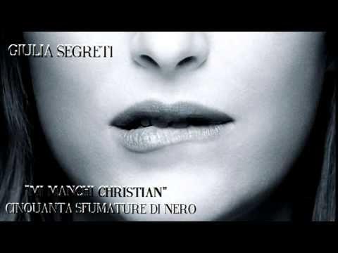 Lettura 50 Sfumature di Nero - Mi Manchi Christian