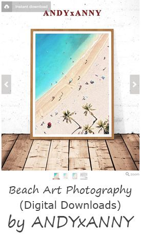 Gray Malin inspired prints for sale on Etsy. Download digital files of aerial beach photography from ANDYxANNIE.