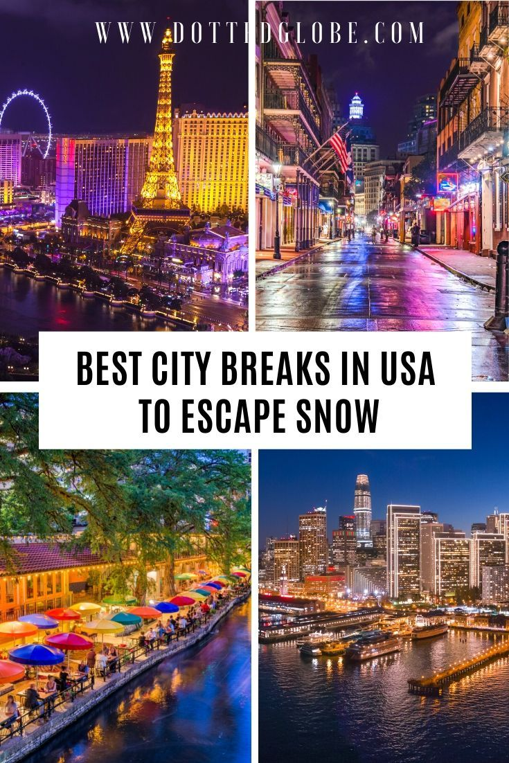 17 Best Usa Winter Holiday Destinations For Sun Lovers Holiday Travel Destinations Winter Travel Destinations Best Family Holiday Destinations