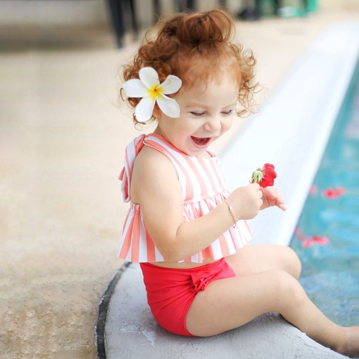 sensational swim school / in home private swim lessons