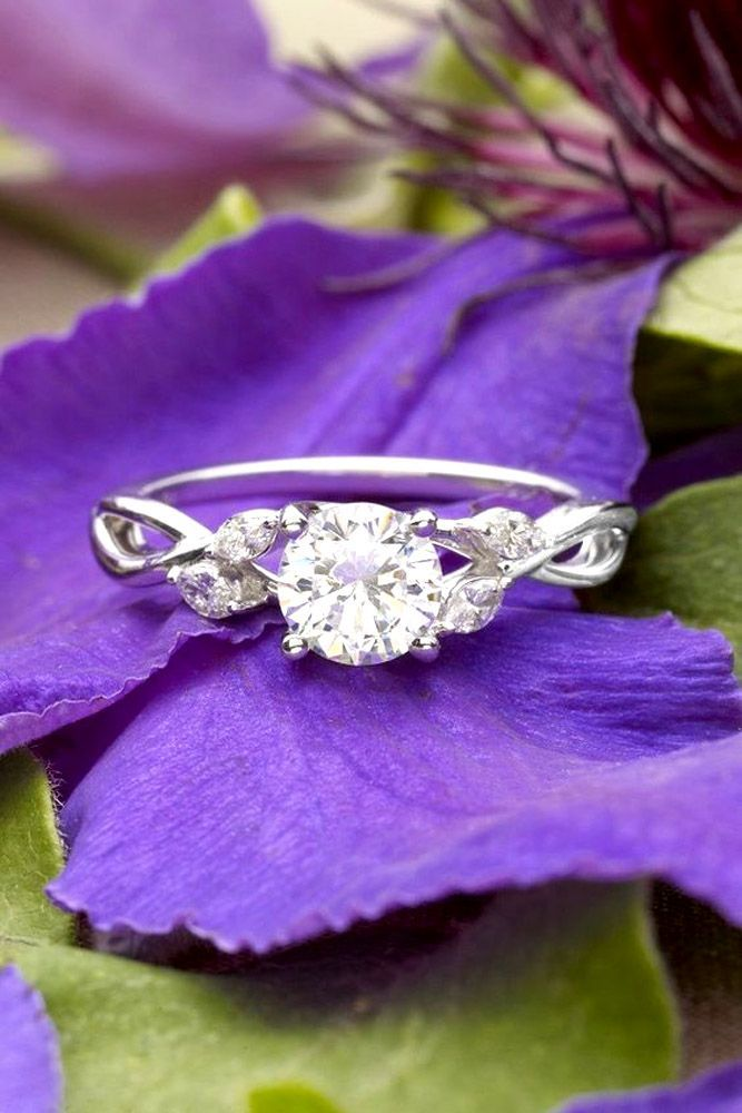 engagement rings with simple designs 1