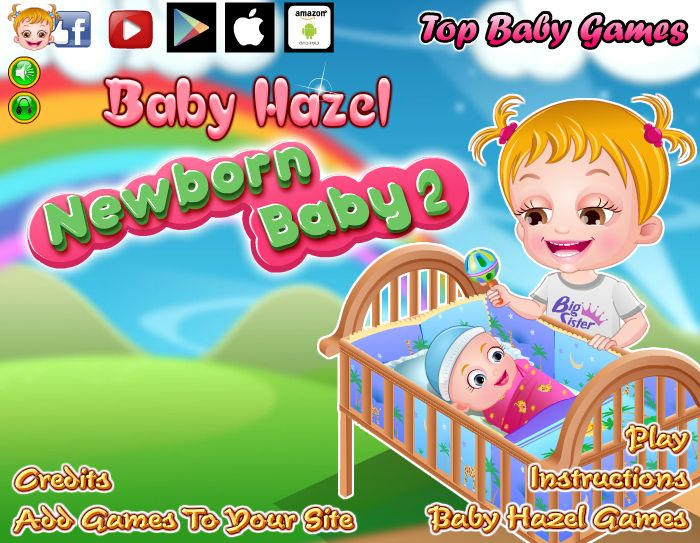Enjoy playing with Baby Hazel and Baby Matt and also help Hazel to take care of the tiny tot http://www.topbabygames.com/baby-hazel-newborn-baby-2.html