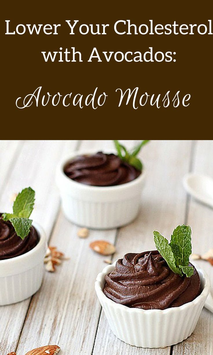 Best 20+ Avocado mousse ideas on Pinterest | Chocolate avocado ...