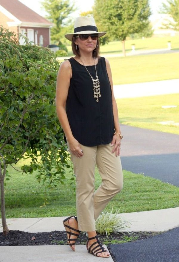 35 Casual Outfits For Women Over 40 - Fashion 2015