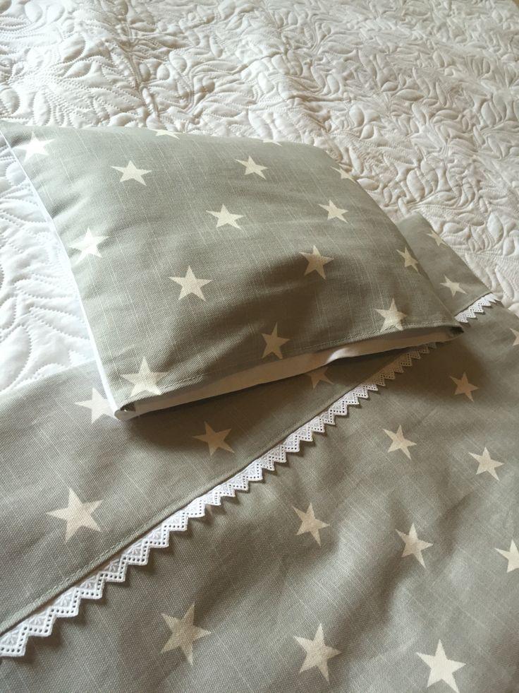Sängkläder till vagga/vagn Såld