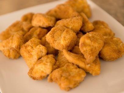 Homemade Chicken Nuggets Recipe | Melissa d'Arabian | Food Network
