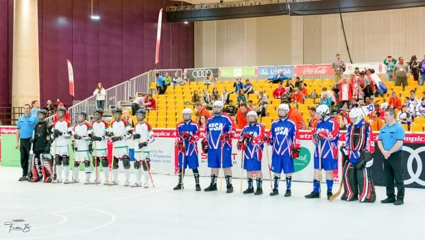 Team USA vs. Team Morocco - With Heart and Soul, there are no losers!