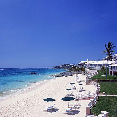 Beach Retreats for Families – Pink Beach Club: Club Bermudas, Pink Beaches,  Seacoast,  Sea-Coast, Families Meeting, Places I D, Beaches Retreat, Coastal Living, Beaches Club