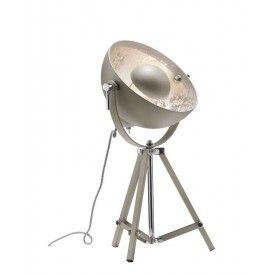 Tafellamp Sole zilver #prontowonen #droomwoonkamer