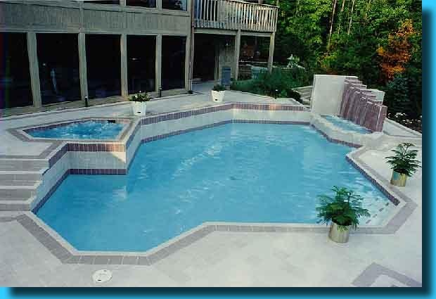 38 best pool designs images on pinterest pools pool for Terry pool design jewelry