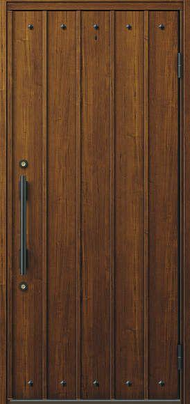 新築、リフォーム、DIYに最適で、「和風」「モダン」などの様々な住宅に合うデザイン性が人気です。。YKKAP玄関 断熱玄関ドア ヴェナート[Aタイプ] 片開き D2仕様[ドア高20タイプ]:W02型[幅922mm×高2018mm]【ykk】【YKK玄関ドア】【断熱ドア】【木目調】【開き戸】【扉】【ベナート】【gennkann】