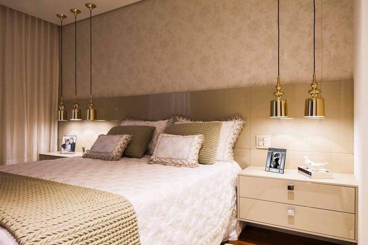 Aconchegante e belíssimo quarto projetado pela arquiteta Eloisa Rosseto em parceria com a Florense Santo André! #florenselife #inspirese #dormitorio #decor