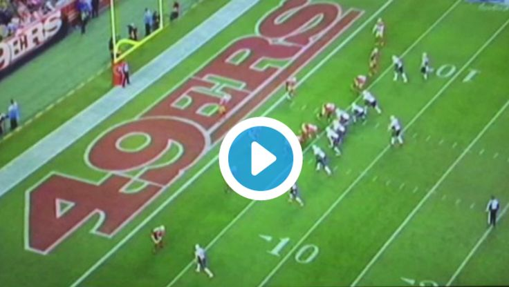 VIDEO: Watch Tom Brady Extend Play and Hit Danny Amendola For a TD