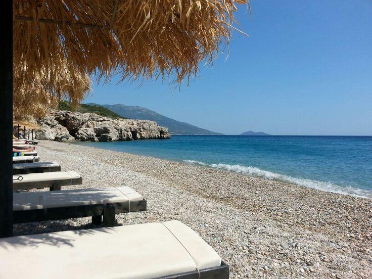 Greece, Samos, Kaladakia beach
