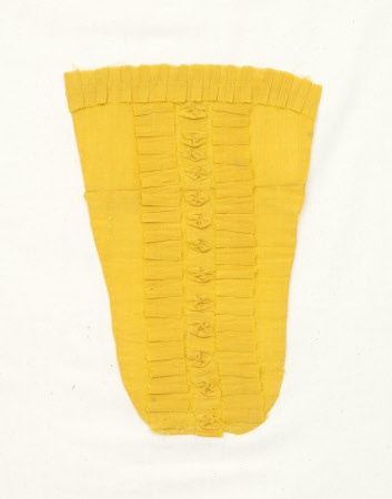 Stomacher, ca. 1755; Snowshill Wade Collection, UKNT 1348707.2