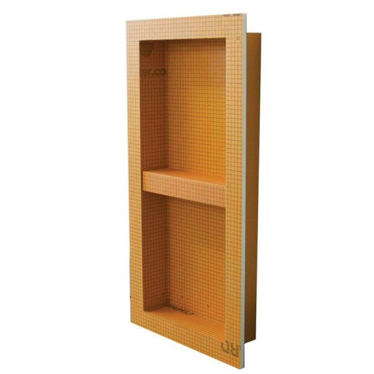 """American Flooring Sales offers KERDI-BOARD-SN 12"""" X 28"""" Prefabricated Shower Niche and a wide selection of Shower Niche."""