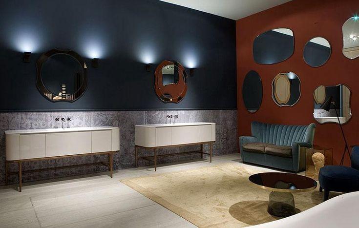 Nice bathroom furniture