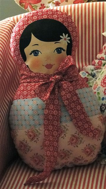 Babushka Doll | Flickr - Photo Sharing!