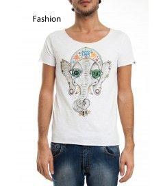 T-shirt  stampa Elefante