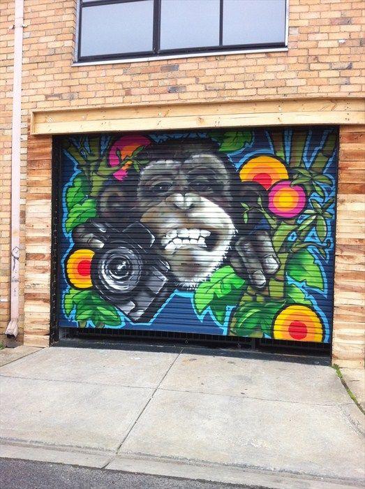 Картинки прикольные, прикольные рисунки на ворота гаража