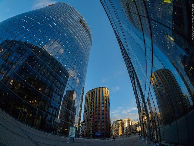 Alexandr Maximov: E-PL3 - Архитектура рыбьем глазом
