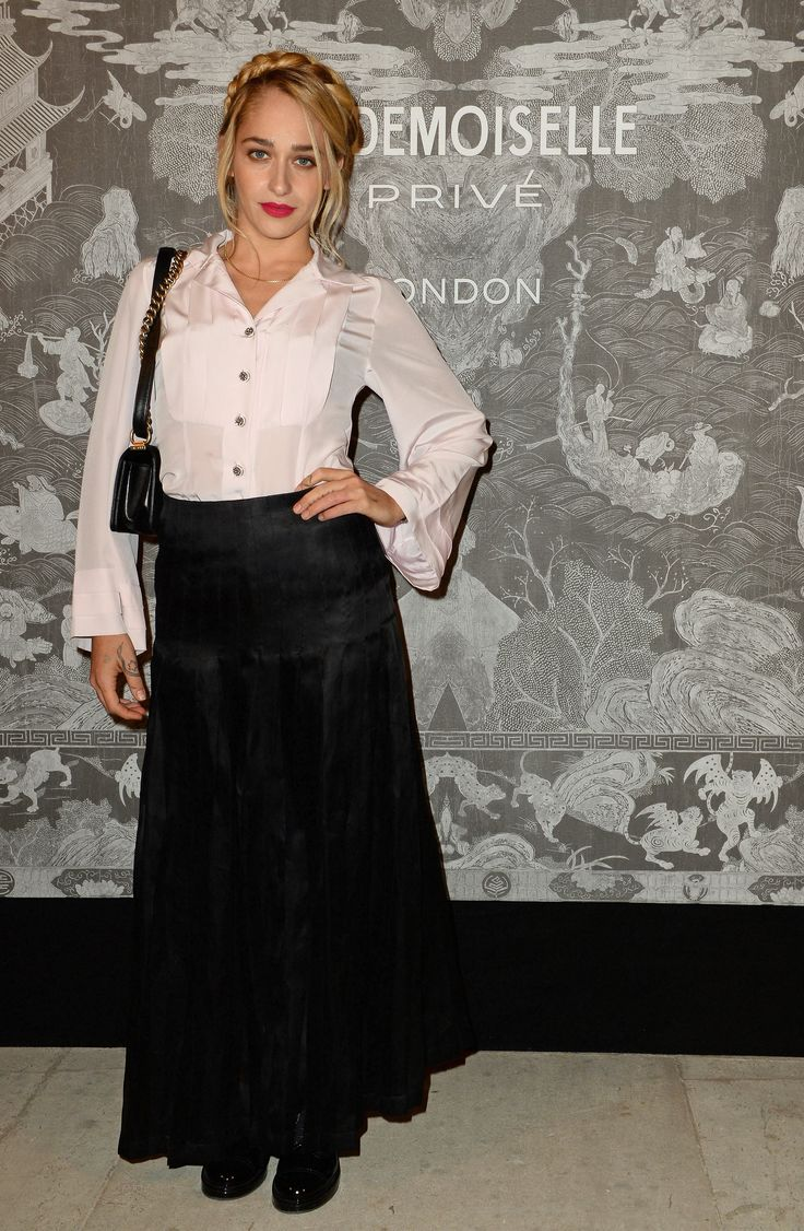 Jemima Kirke à la soirée Mademoiselle Privé
