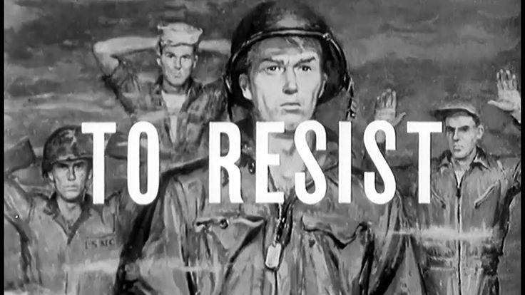 """US Military Code of Conduct: Article III: """"To Resist"""" 1959 US Army Training Film https://www.youtube.com/watch?v=gof32Ij8f6Q #USArmy #POW #war"""