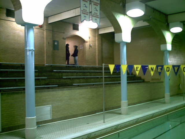WC Kennedy High School, Tecumseh Rd/McDougall St. Interior Pictures by dgstaunton, via Flickr