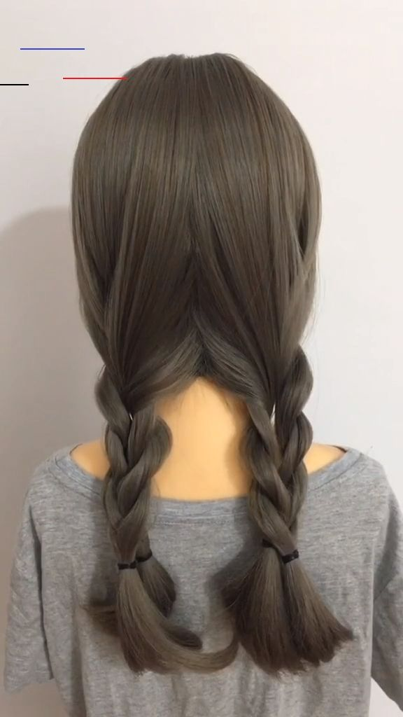 15 Easy Prom Braid Hairstyles For Long Hair Diy At Home Detailed Step By Step Video Tutorial Prom Is Your Night T In 2020 Hair Styles Diy Hairstyles Long Hair Styles