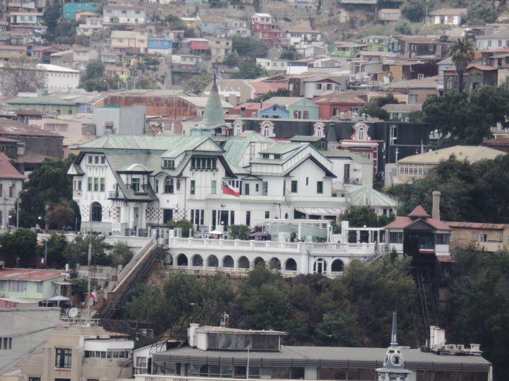 Museo Baburizza Valparaiso, Chile