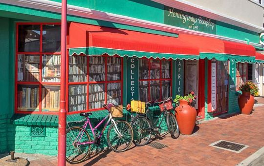 Hemingways Bookshop, Hermanus, South Africa