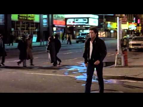 Staying Alive (1983) - John Travolta's walk scene.