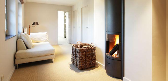 Le Poêle à bois encastré est un objet de décoration qui est bien pensé car il se fait très discret et sera parfait chez vous pour agrémenter votre intérieu