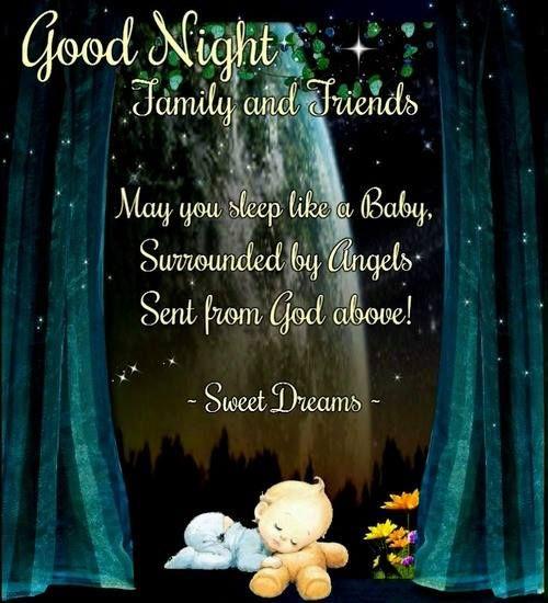 Good Night!!   Inspirational Messages   Pinterest