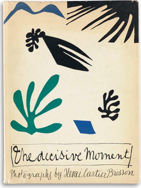 "Henri Matisse , ""Book Cover for Henri Cartier Bresson"""