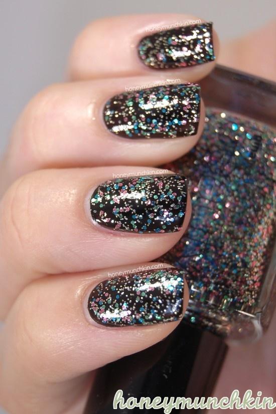 Gina Tricot Beauty - 73 Disco #nailpolish