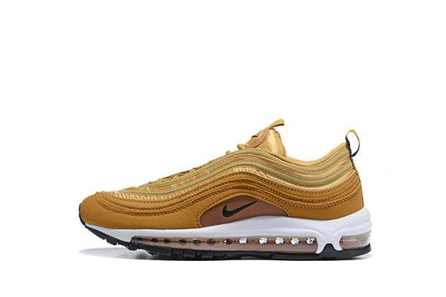 comer Comenzar Reflexión  Christmas Sale & Clearance Nike Air Max 97 Muted Bronze Black White  AV7027-200 in nikedropshipping.com, Knit… | Sneakers nike air max, Nike air  max, Nike air max 97