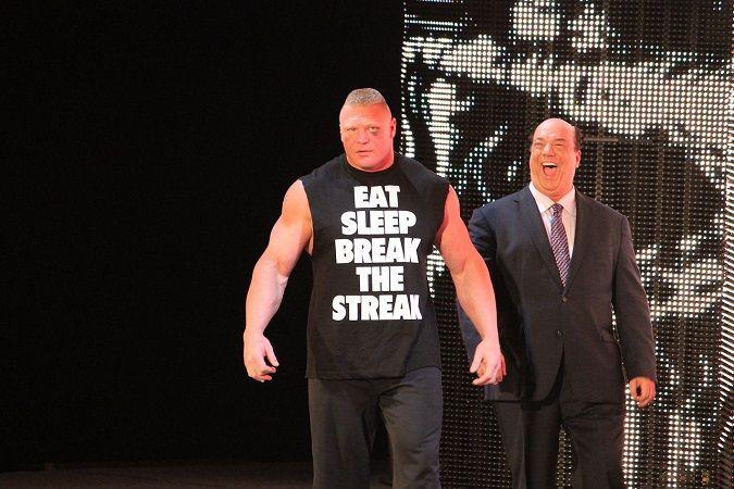 WWE Rumors: Brock Lesnar WrestleMania 33 match set? - http://www.sportsrageous.com/wwe/wwe-rumors-brock-lesnar-wrestlemania-33-match-set/19784/