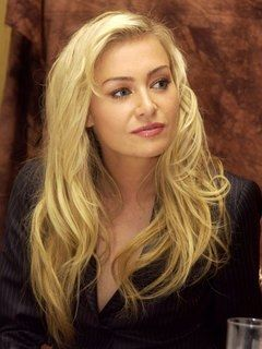 Portia de Rossi. Ellen is so lucky.