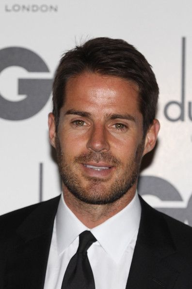 Jamie Redknapp Hairstyle|Short Hairstyle|Short Straight Cut