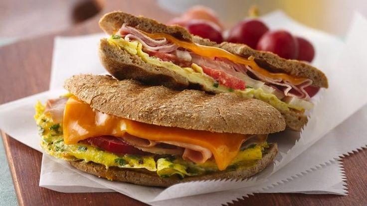 Breakfast Panini | Recipe