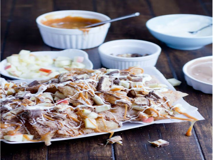 In a society where every day is dedicated to some person, activity or food, November 6th is no different. This day is dedicated to the salty chips, the gooey cheese and the savory toppings we call nachos. Celebrate National Nacho Day this year by making one of these delicious nacho recipes! From healthier alternatives to sweet nacho desserts, these recipes are to die for. To find the full recipes, click on the green hyperlinks in the descriptions.