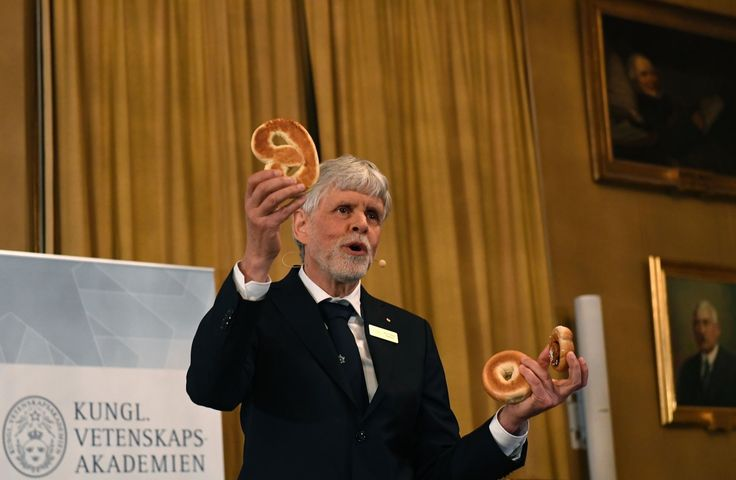 Can't make head nor tails of the field that won three researchers the Nobel Prize in Physics?