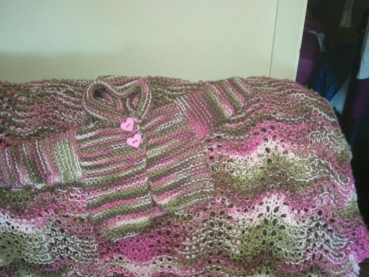 First knit set.