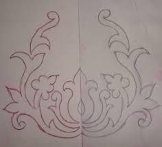 Image result for aari work mango designs
