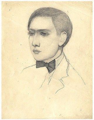 raymond radiguet portrait - Google Search