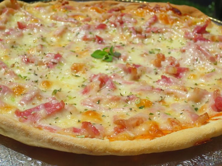 Pizza Competencia Ana Sevilla cocina tradicional